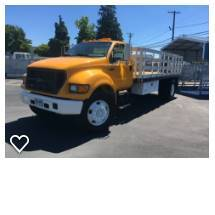 2000 F-650 Stake Bed Truck F650 for sale in Salem, OR