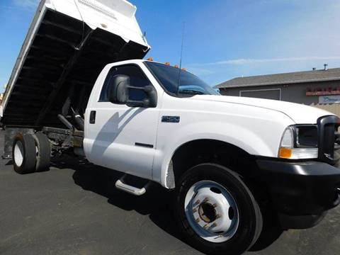 2002 Ford F-450 for sale in Salem, OR