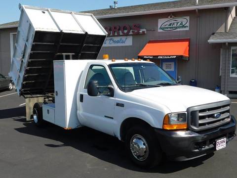 2001 Ford F-350 Super Duty for sale in Salem, OR