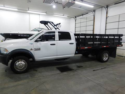 2013 Dodge W4500 4X4 for sale in Salem, OR