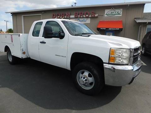 2008 Chevrolet Silverado 3500HD for sale in Salem, OR
