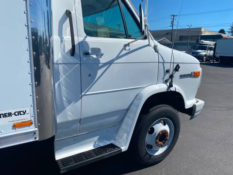 1995 GMC Forward Control Chassis