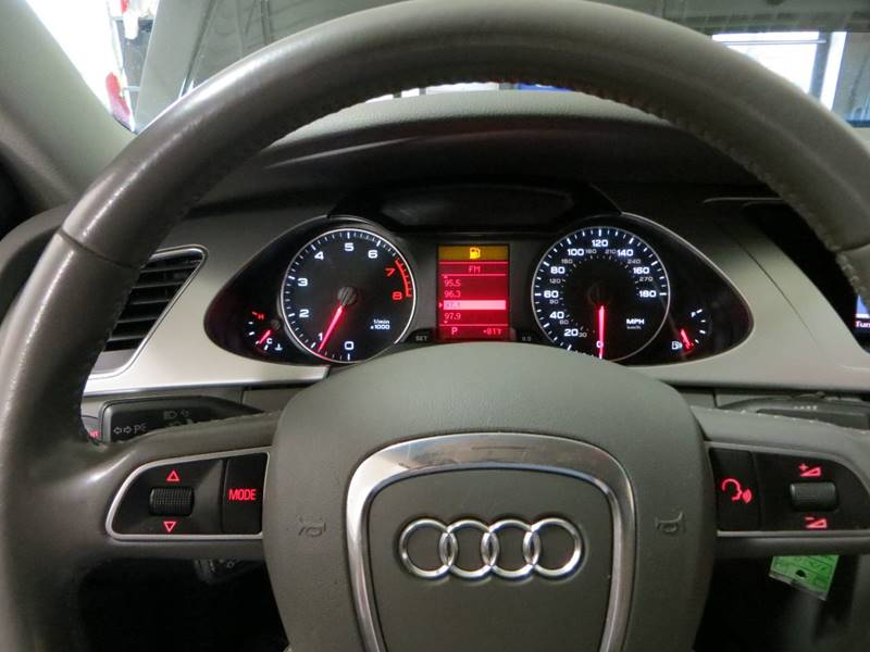 2012 Audi A4 AWD 2.0T quattro Premium 4dr Sedan 8A - Farmington Hills MI