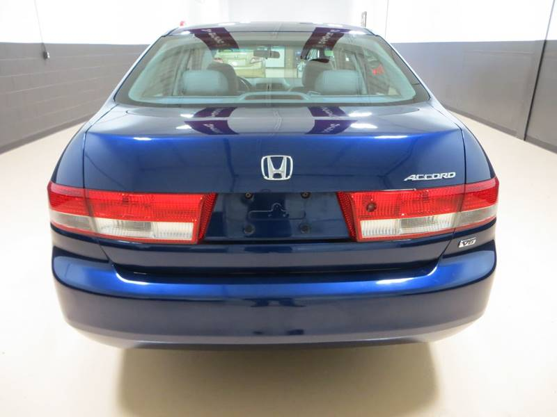 2003 Honda Accord EX V-6 4dr Sedan - Farmington Hills MI