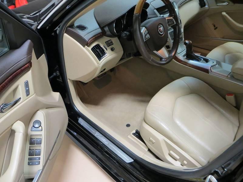 2010 Cadillac CTS AWD 3.0L V6 Luxury 4dr Sedan - Farmington Hills MI