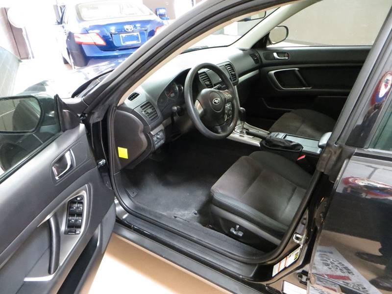 2008 Subaru Outback AWD 2.5i 4dr Wagon 4A - Farmington Hills MI