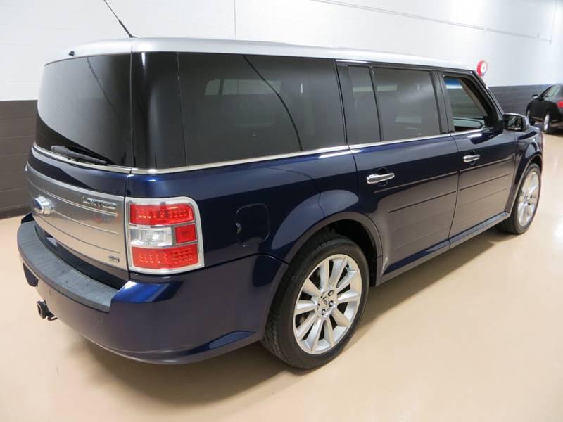 2011 Ford Flex AWD Limited 4dr Crossover - Farmington Hills MI