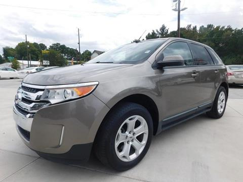 2012 Ford Edge for sale in Savannah, GA