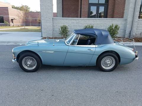 1966 Austin-Healey 3000 MKIII for sale in Savannah, GA