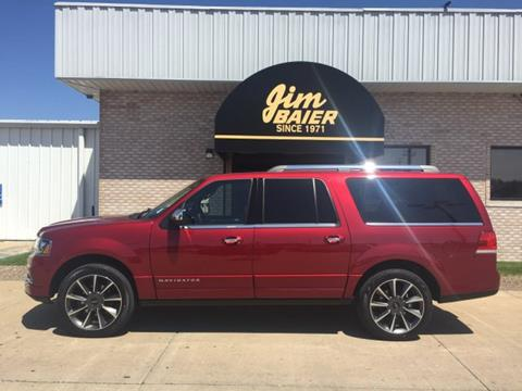 2017 Lincoln Navigator L for sale in Fort Madison, IA