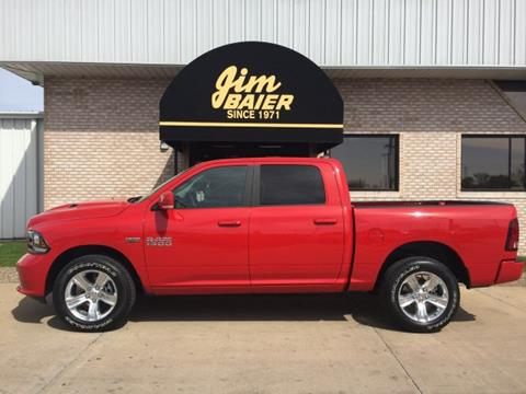 2017 RAM Ram Pickup 1500 for sale in Fort Madison, IA