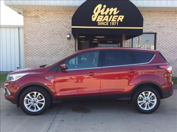2017 Ford Escape for sale in Fort Madison, IA