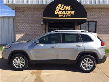 2017 Jeep Cherokee for sale in Fort Madison, IA