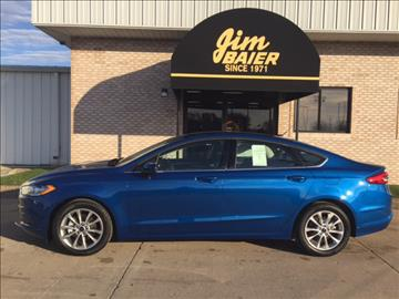 2017 Ford Fusion for sale in Fort Madison, IA