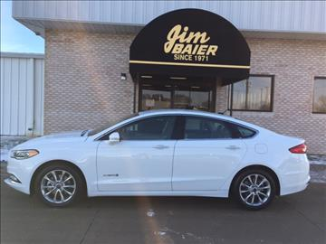 2017 Ford Fusion Hybrid for sale in Fort Madison, IA