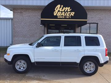 2017 Jeep Patriot for sale in Fort Madison, IA