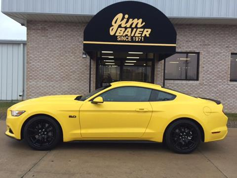 2017 Ford Mustang for sale in Fort Madison, IA