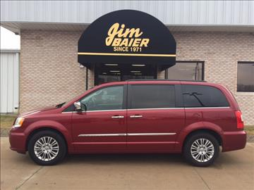 2015 Chrysler Town and Country for sale in Fort Madison, IA