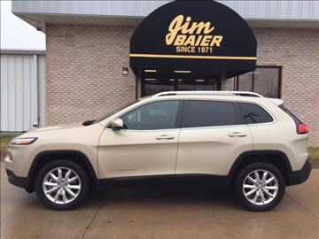 2014 Jeep Cherokee for sale in Fort Madison, IA