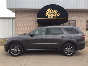 2017 Dodge Durango for sale in Fort Madison, IA