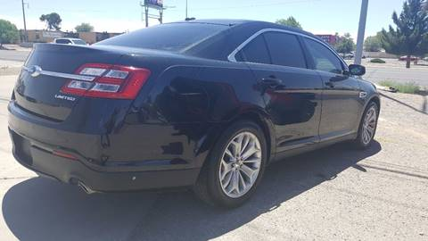 2014 Ford Taurus for sale in El Paso, TX