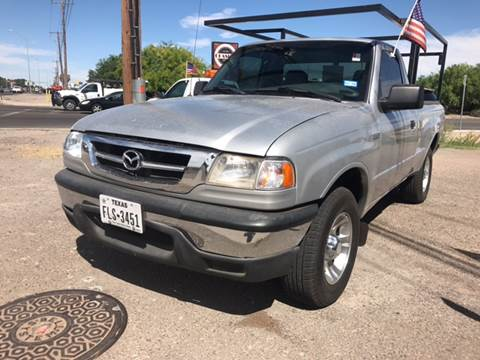 2009 Mazda B-Series Truck for sale in El Paso, TX