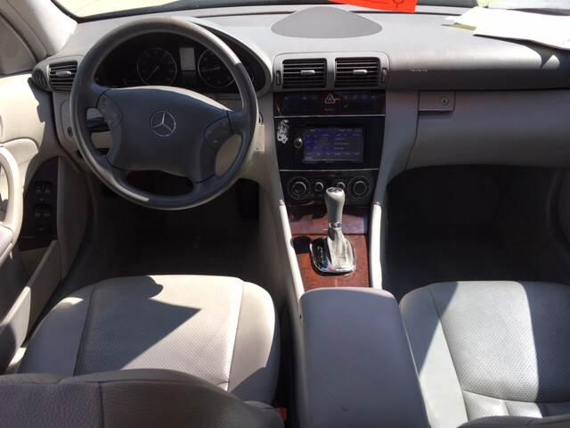 2005 Mercedes-Benz C-Class C 240 4dr Sedan - Madison WI