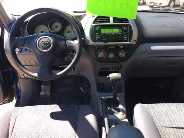 2002 Toyota RAV4 AWD 4dr SUV - Madison WI