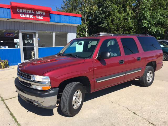 2006 Chevrolet Suburban LS 1500 4dr SUV 4WD w/1WT - Madison WI