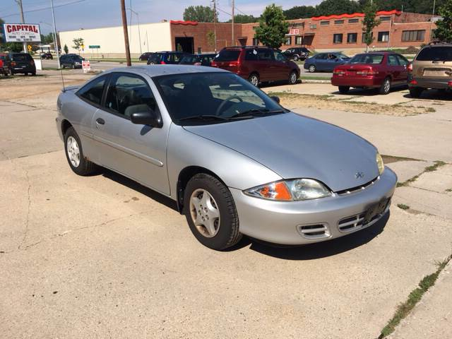 2001 Chevrolet Cavalier 2dr Coupe - Madison WI
