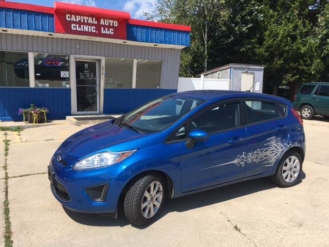 2011 Ford Fiesta SE 4dr Hatchback - Madison WI