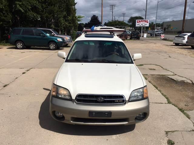 2001 Subaru Outback AWD L.L. Bean Edition 4dr Wagon - Madison WI