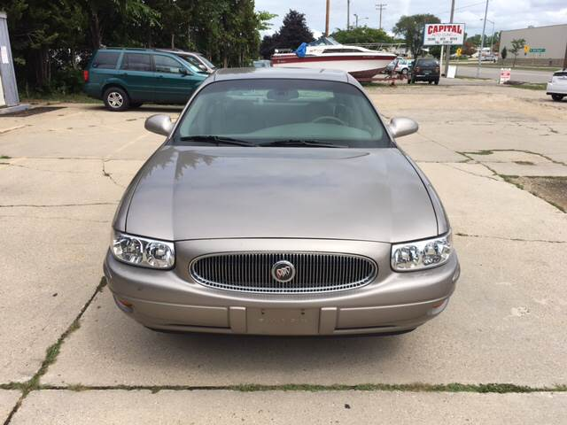 2001 Buick LeSabre Custom 4dr Sedan - Madison WI