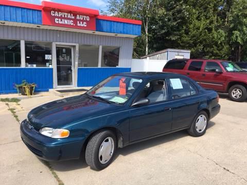 2002 Chevrolet Prizm for sale in Madison, WI