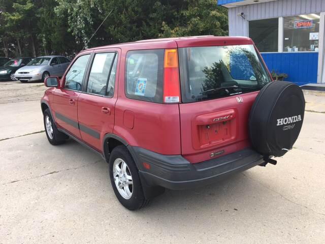 1998 Honda CR-V AWD EX 4dr SUV - Madison WI