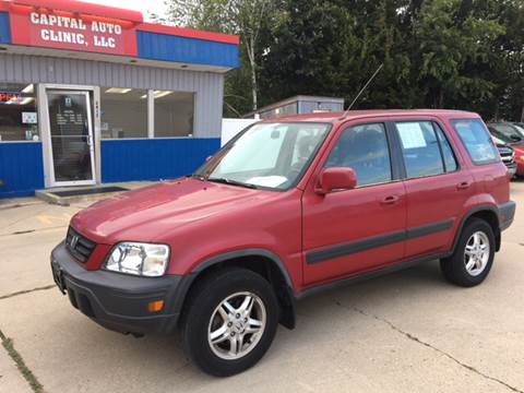 1998 Honda CR-V for sale in Madison, WI
