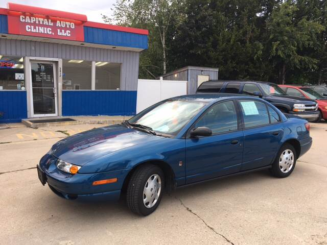2001 Saturn S-Series SL1 4dr Sedan - Madison WI