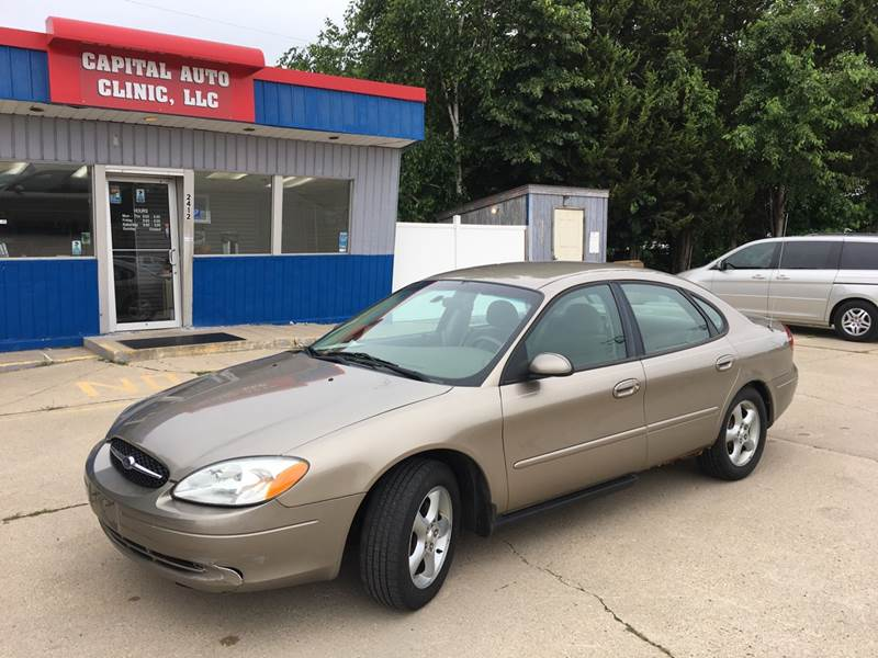 2003 ford taurus ses 4dr sedan in madison wi capital auto clinic llc 2003 ford taurus ses 4dr sedan madison wi publicscrutiny Image collections