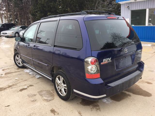 2006 Mazda MPV LX 4dr Mini-Van - Madison WI