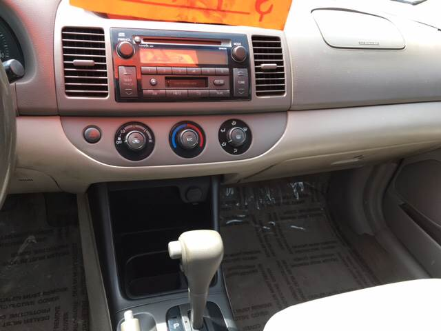2003 Toyota Camry LE 4dr Sedan - Madison WI
