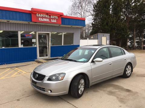 2006 Nissan Altima for sale in Madison, WI