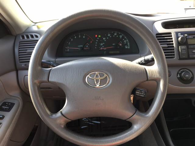 2004 Toyota Camry LE 4dr Sedan - Madison WI