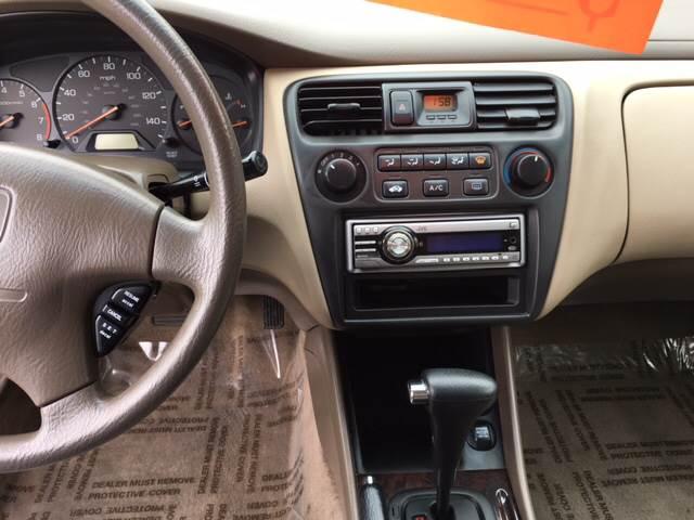 2000 Honda Accord SE 4dr Sedan - Madison WI