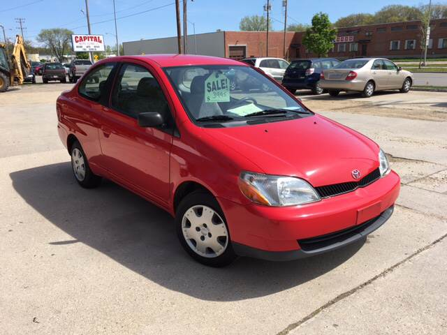 2001 Toyota ECHO 2dr Coupe - Madison WI