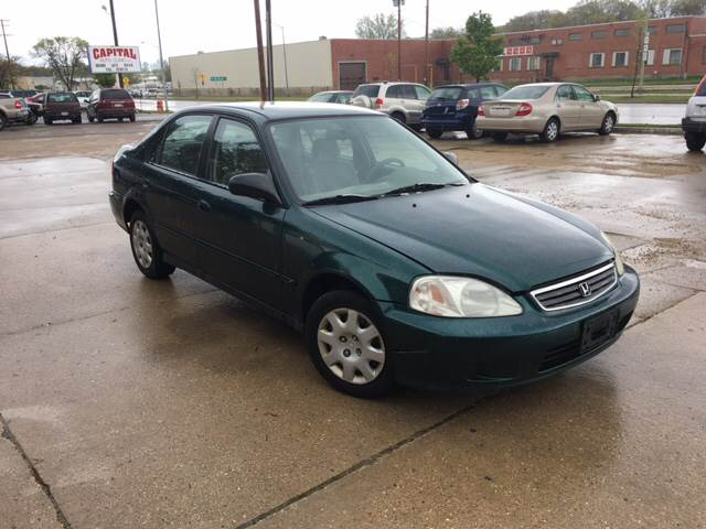 2000 Honda Civic VP 4dr Sedan - Madison WI
