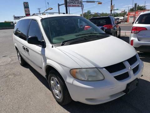 2003 Dodge Grand Caravan for sale in El Paso, TX