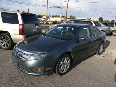 2011 Ford Fusion for sale in El Paso, TX