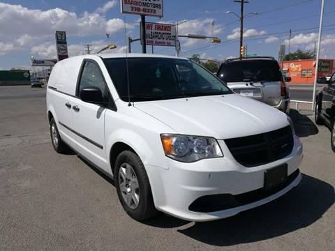 2014 RAM C/V for sale in El Paso, TX