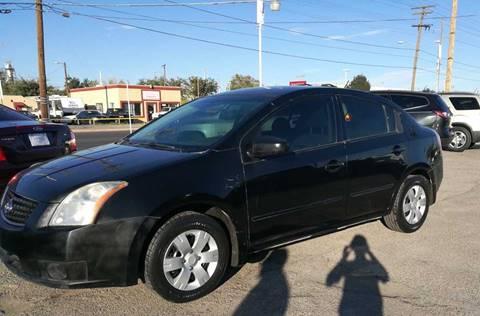 2008 Nissan Sentra for sale in El Paso, TX