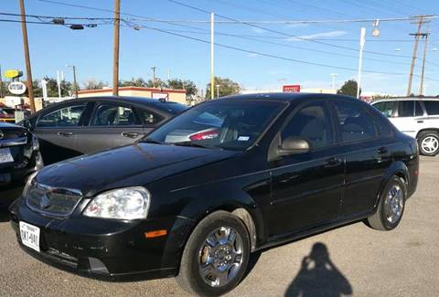2008 Suzuki Forenza for sale in El Paso, TX